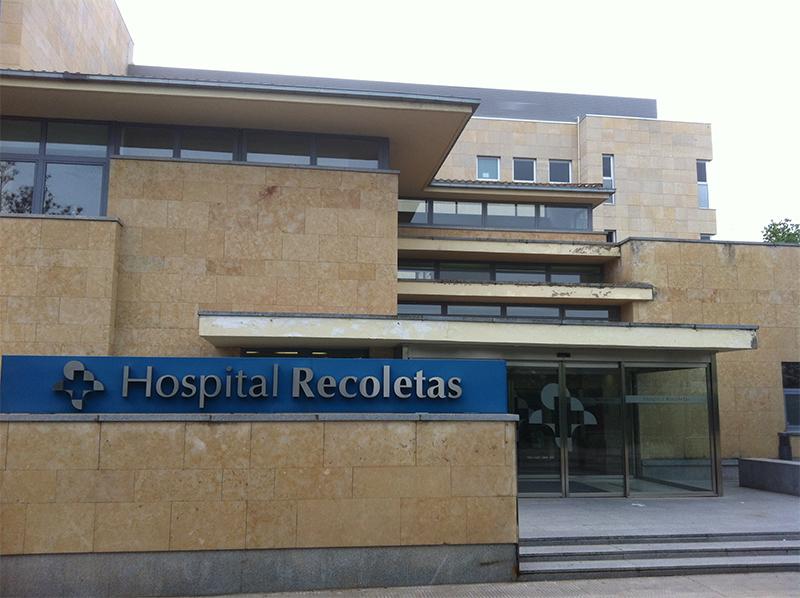 HOSPITAL RECOLETAS  ZAMORA
