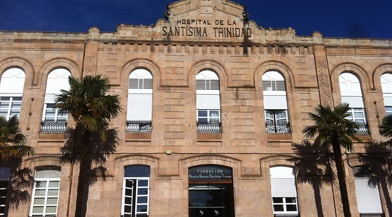 HOSPITAL SANTISIMA TRINIDAD